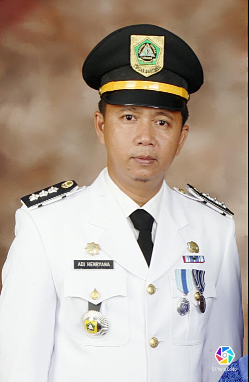 Drs. Adi Henryana, Ap, M.Si